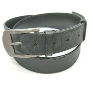 Louis Vuitton 100/40 Black Damier Infini Leather